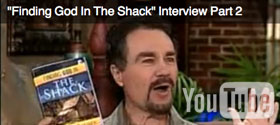 Finding God in The Shack Interview-Part2