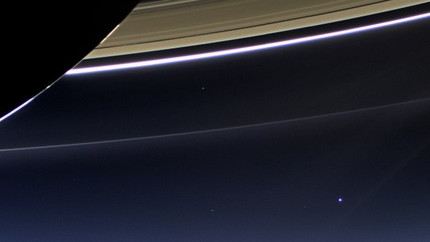 Another pale blue dot