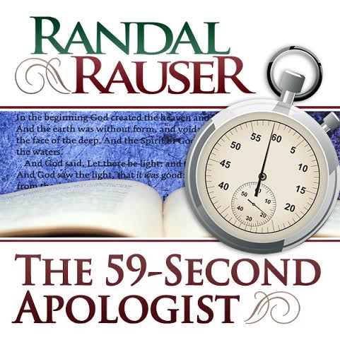 The 59-Second Apologist