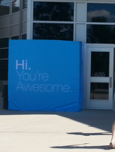 Hi, You're Awesome