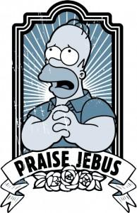 Praise Jebus