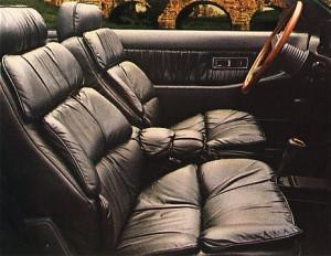 Chrysler TC by Maserati (interior)