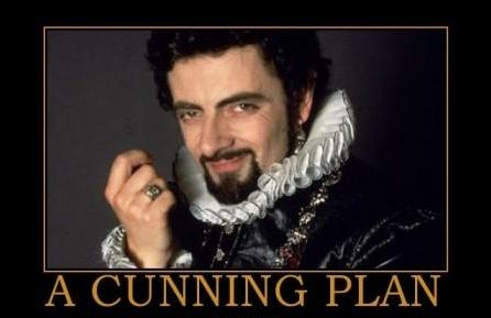 A cunning Christian