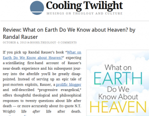 Cooling Twilight review