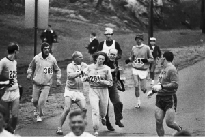 Katherine Switzer (Boston Marathon 1967)