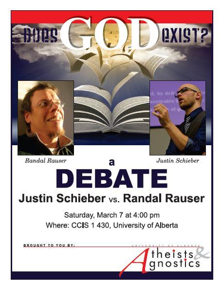 Rauser Schieber Debate