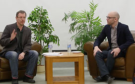 Rauser/Schieber Discussion at Taylor Seminary March 2015