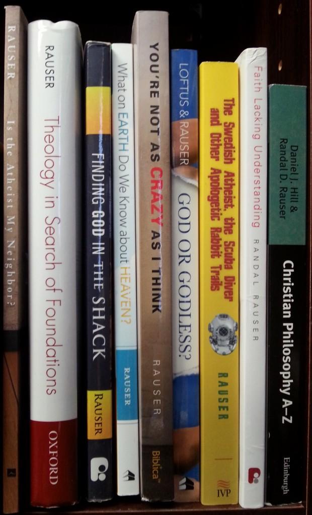 Rauser books