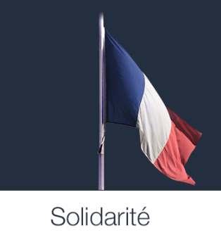 Amazon.com stands with Paris
