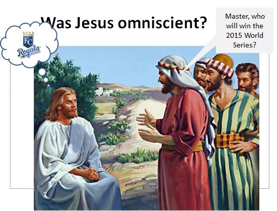 Jesus and Omniscience