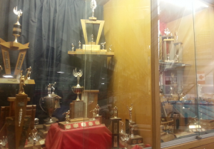 Of the winning of trophies there is no end