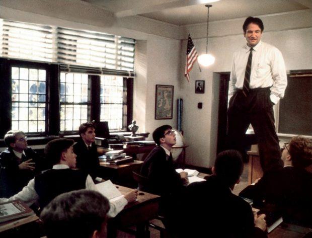 Mr. Keating