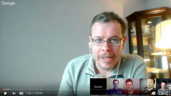 Capturing Christianity Hangout-Mar17