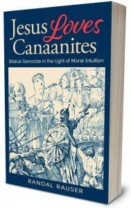 Jesus Loves Canaanites book mockup